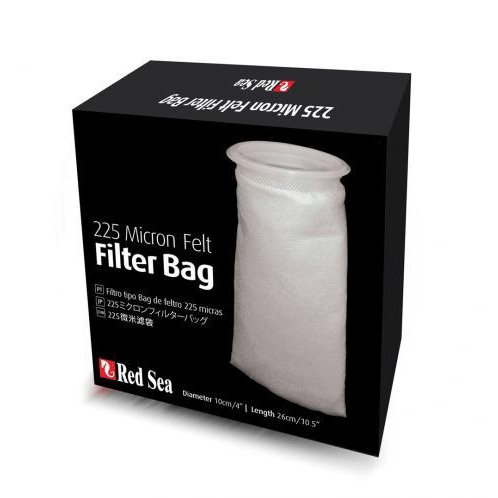 Red Sea filter bag - 225 micron felt