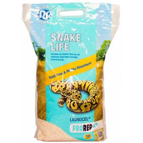 ProRep Snake Life Lignocel Substrate 10L