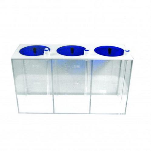 TMC Easi-Dose 4.5L Aquarium dosing containers