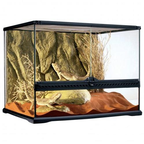 Exo Terra Glass Terrarium 60x45x45cm