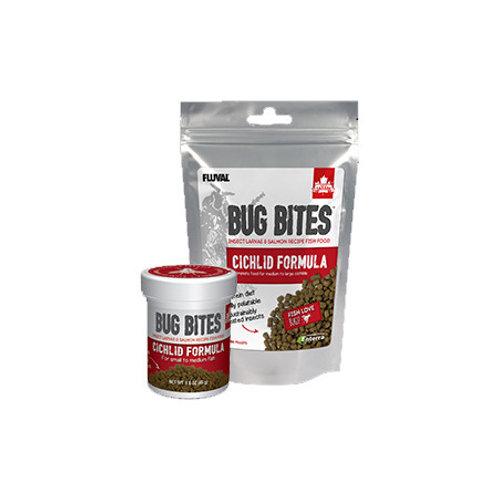 Bug Bites Cichlid Granules 100g