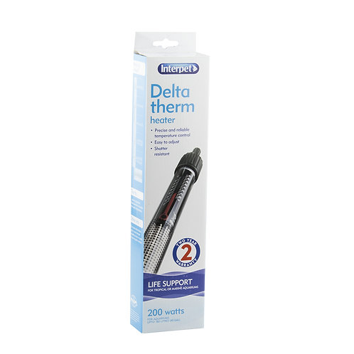 Interpet Delta Therm Heater 200w