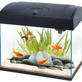 Fish R Fun FRF-370 Black 20L Aquarium