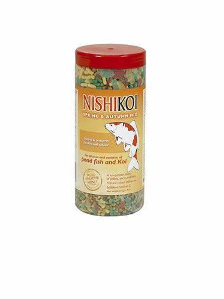NishiKoi Spring & Autumn Mix Pond Food