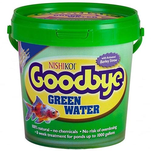 Nishi Koi Goodbye Green Water