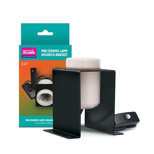 Arcadia Ceramic Lamp Holder And Bracket Pro