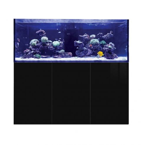 EA Reef Pro 1500 and Cabinet in High Gloss Black
