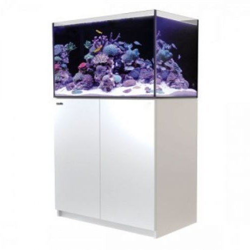 Red Sea Reefer 250 Aquarium & Cabinet White