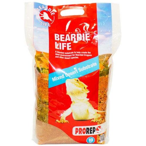 ProRep Beardie Life Substrate 10kg