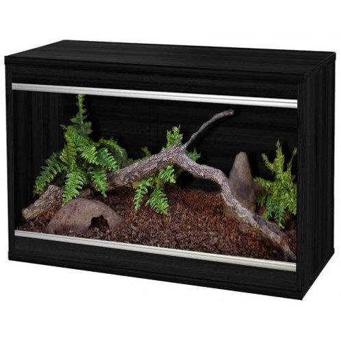 Vivexotic Repti-Home Vivarium - Small Black 57.5x37.5x42cm