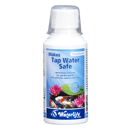 Waterlife Tap Safe For Ponds 250ml