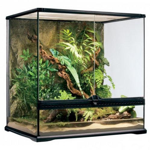 Exo Terra Glass Terrarium 60x45x60cm