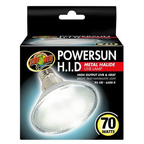 Zoo Med Powersun H.I.D  LAMP