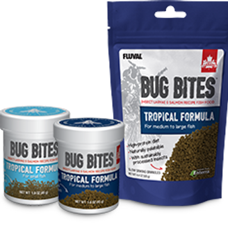 Bug Bites Tropical Granules 125g