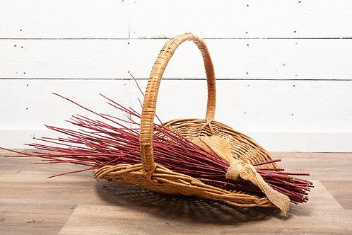 Natural Red Twig Bundle