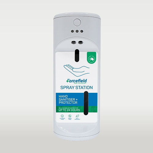 Contactless Spray Station | 1650 sprays