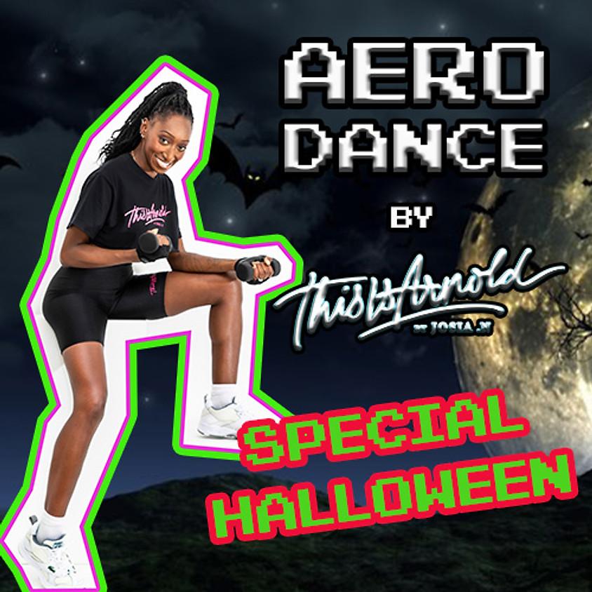 """AERO DANCE / TIA CLASS AVEC JOSIA """"Spécial Halloween"""""""