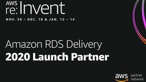 A Veezor alcança a designação de Amazon RDS Service Delivery