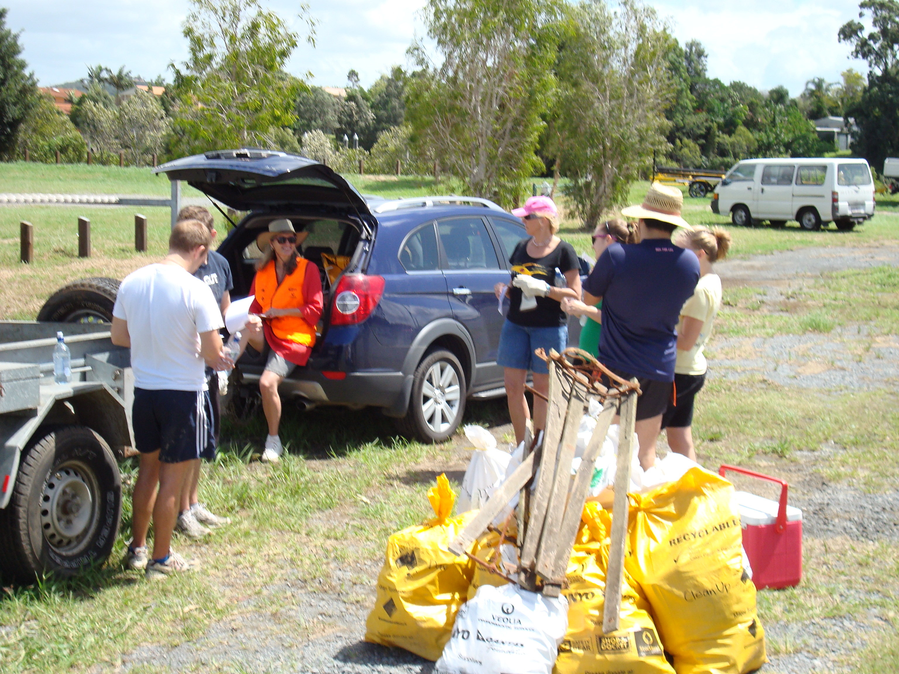 Clean up Aust Day 2011 2