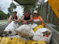 Clean up Aust Day 2010 2