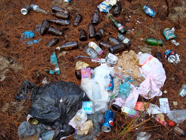 The Pin Islands Rubbish 2