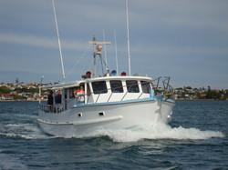 Redcliff Boat Race Marshalls
