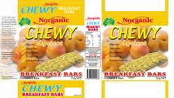 Chewy Bar Apricot  FLAT