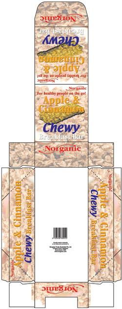 Apple-Cin Chewy Display BOX