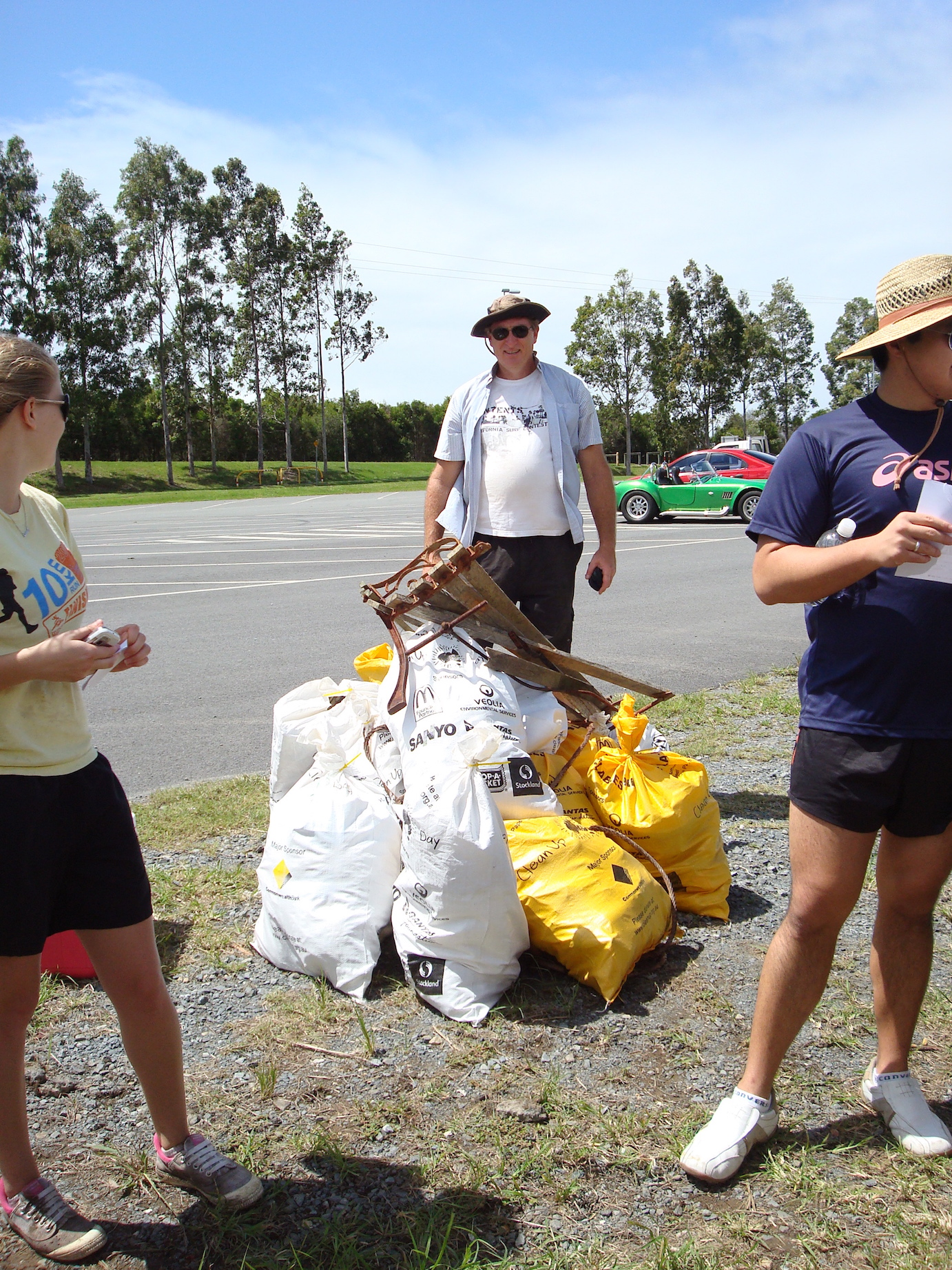 Clean up Aust Day 2011 4