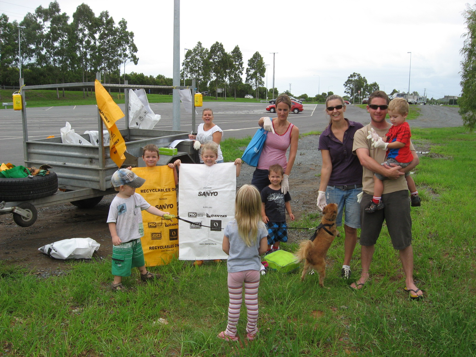 Clean up Aust Day 2010