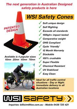 WSI Traffic Cones