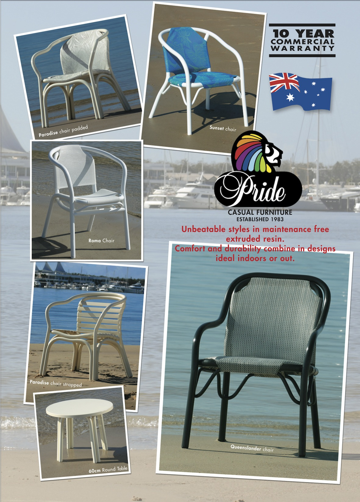 Pride Mixed Chair brochure -1