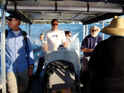 THE PIN Barge Team