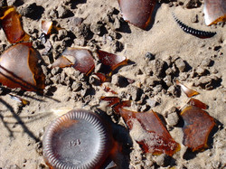 THE PIN GLASS