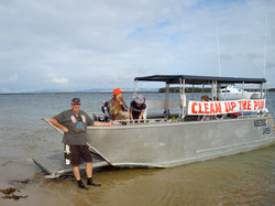The Pin Barge 2012