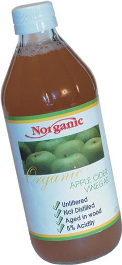 Vinegar label