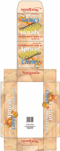 Apricot Chewy Display#6E1B2