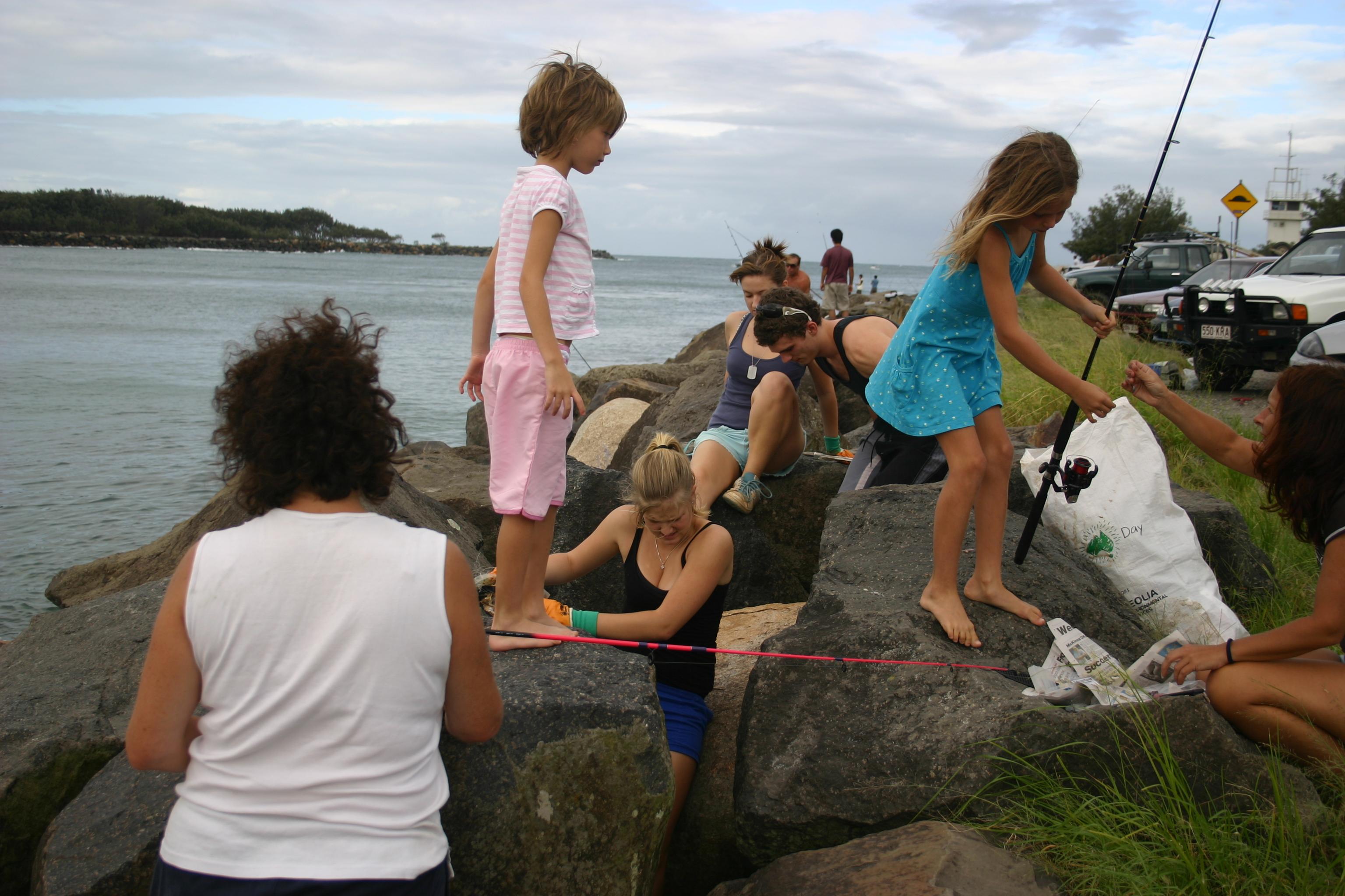 Clean up the Seaway 2008