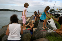 Clean up the Seaway 2008