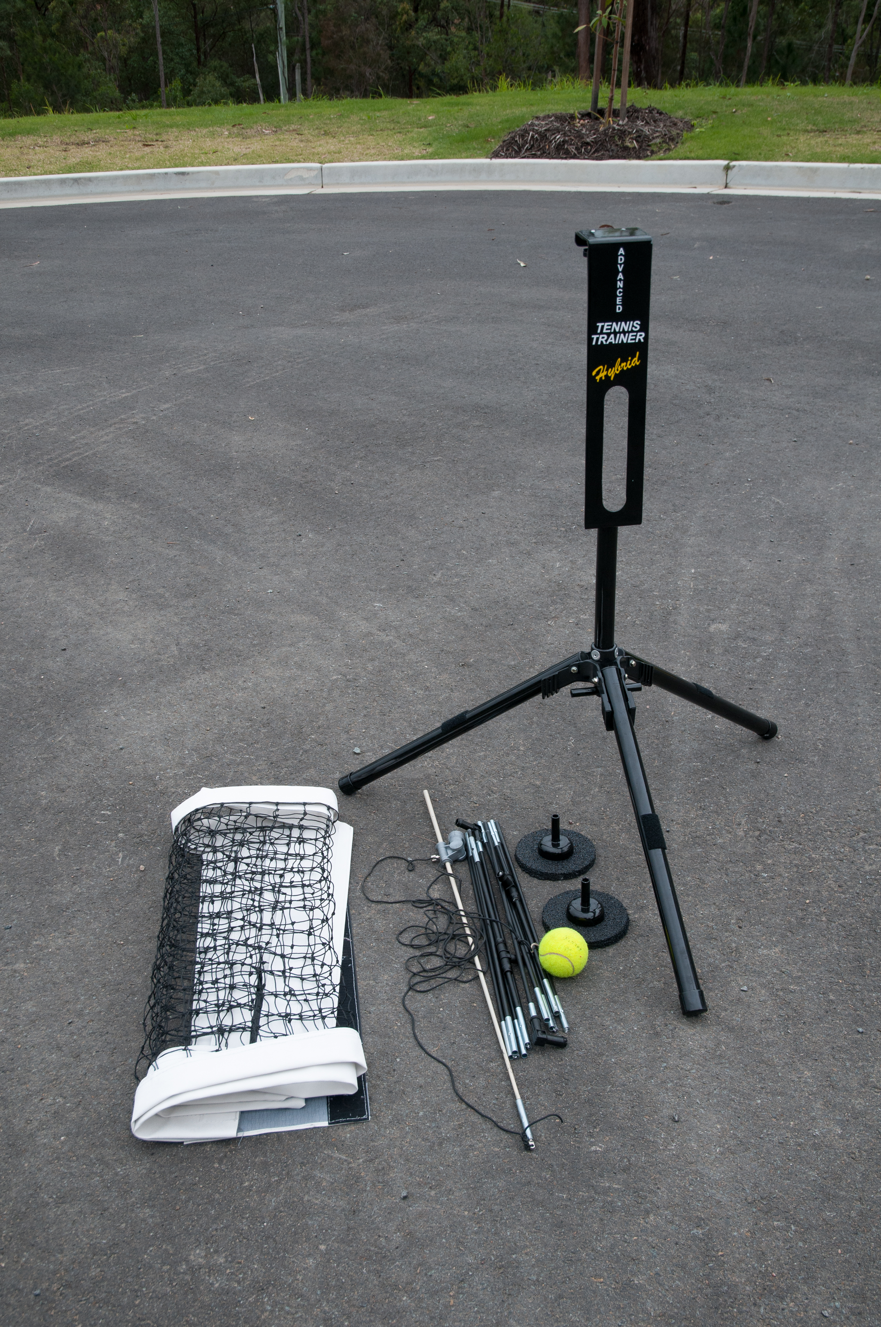 (WSI) Tennis Trainer Advanced