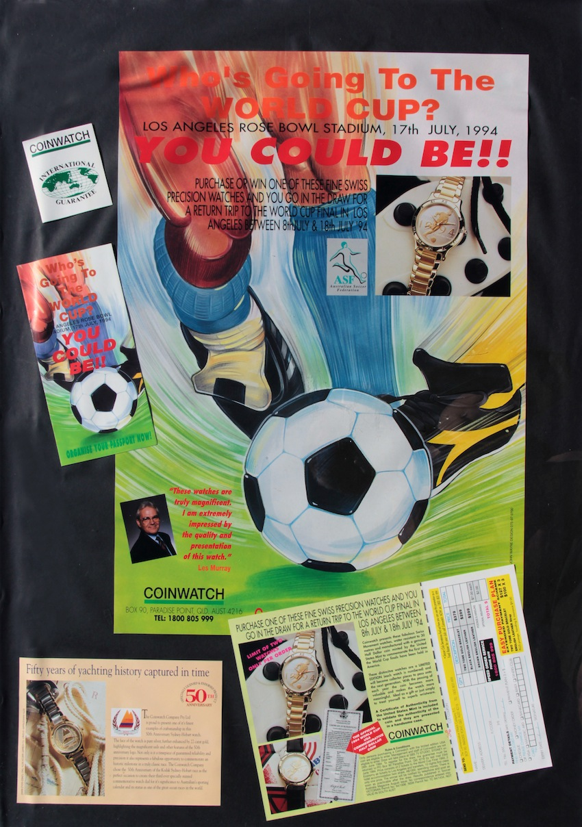 Coinwatch World Cup 94
