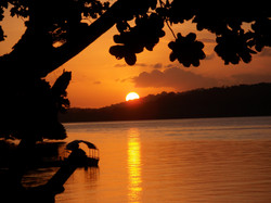 SS Colidge, Vanuatu Sunsets