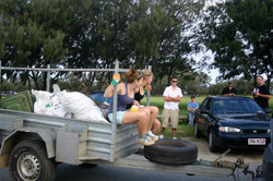Clean up the Seaway 2008 2