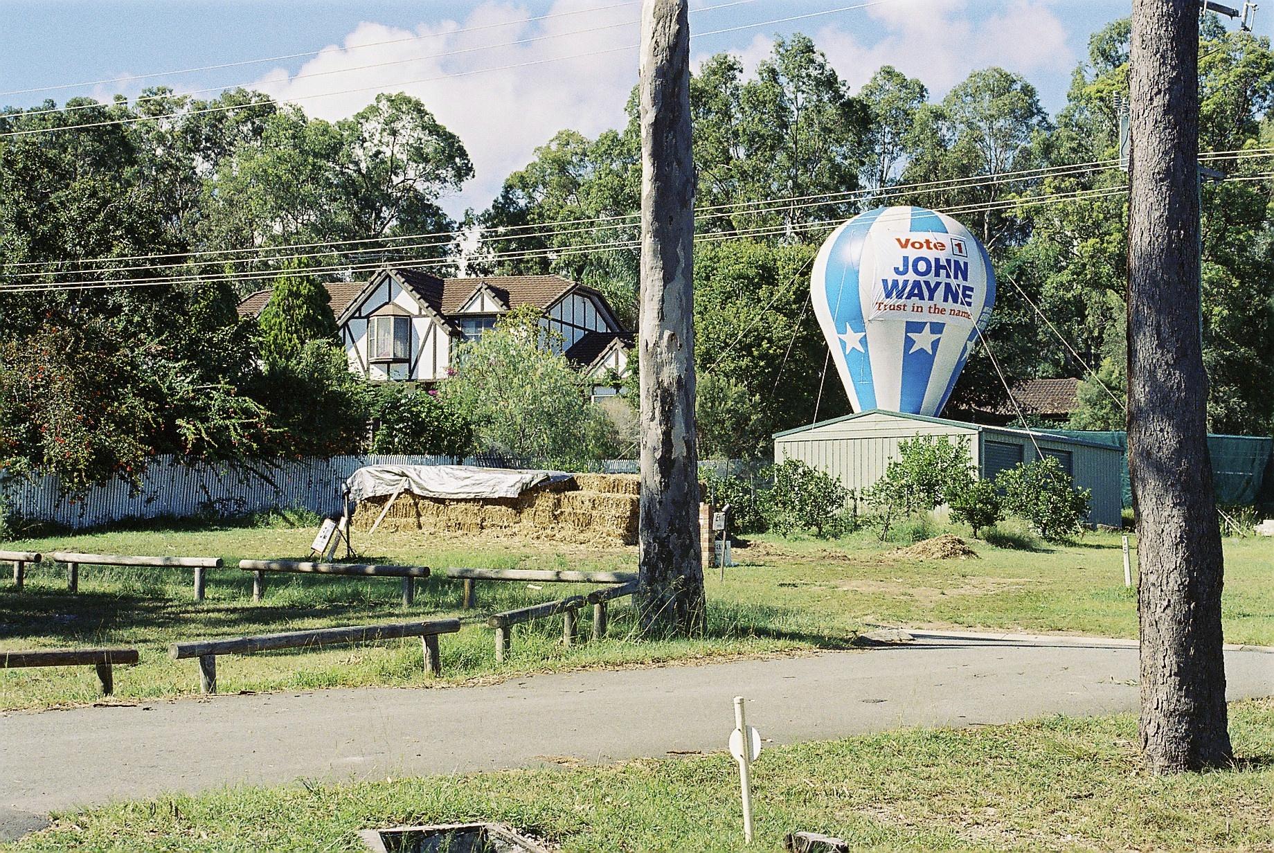 election Baloon 2004