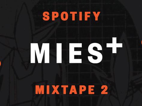 MIES+ MIXTAPE 2 — TRIPHOP & DOWNTEMPO