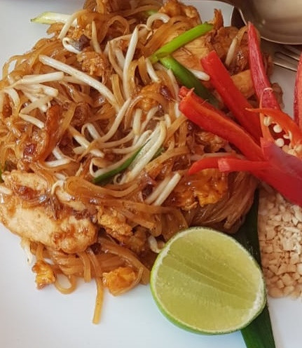 Rakhang Pad Thai