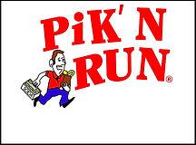 Pik N Run home page