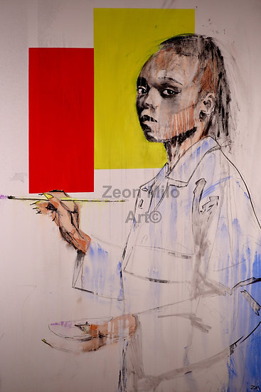 l'artiste *Poster*