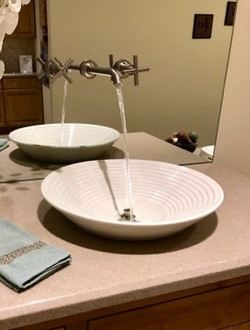 Kohler sink and faucet