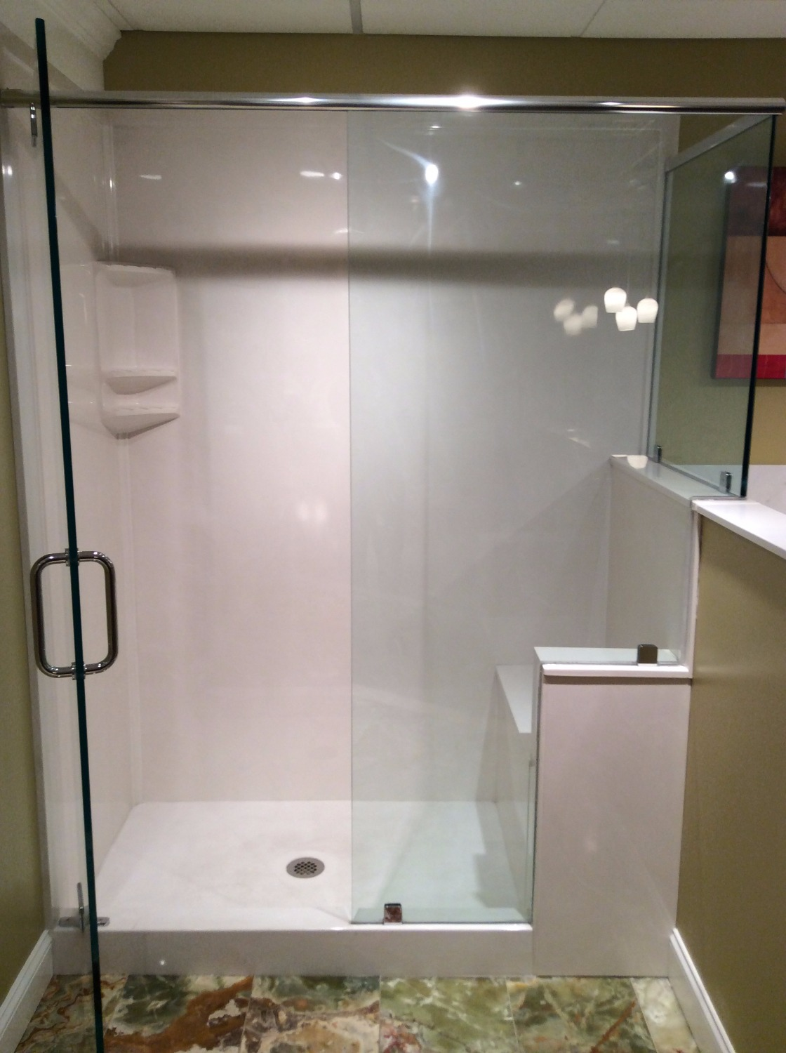 Luicana Custom Shower